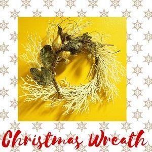 CHRISTMAS WREATH NWOT!